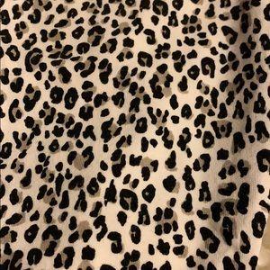 Little Me Matching Sets - Pink and cheetah print toddler set